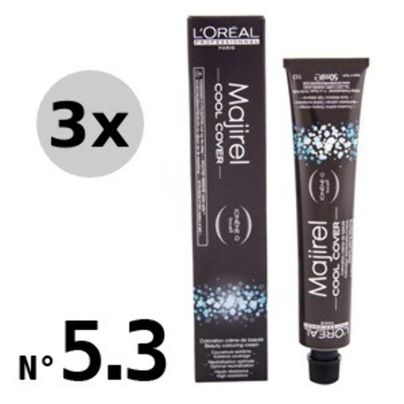 Majirel 6 - 3x50ml