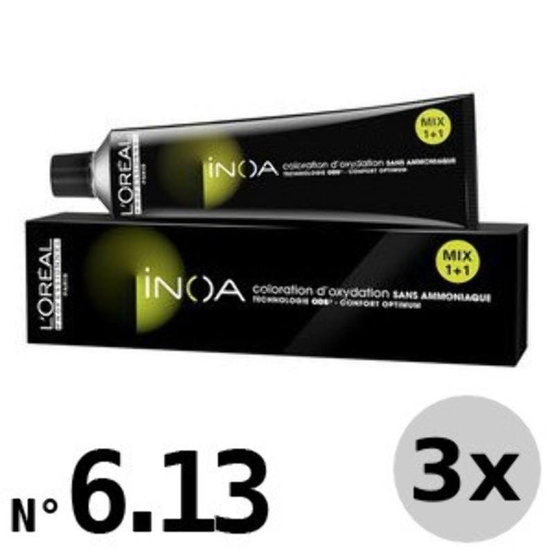 Inoa 6.13 - 3x60ml