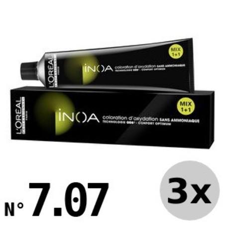 Inoa 7.07 - 3x60ml