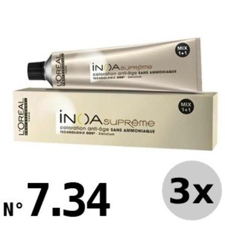 Inoa Supreme 7.34 - 3x60ml