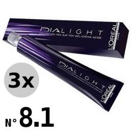 Dialight 8.1 - 3x50ml