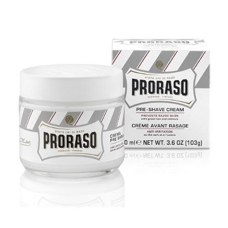 Crème avant rasage anti-irritations White - 100ml