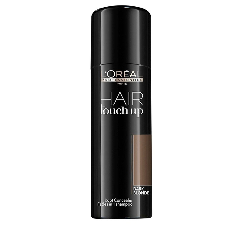 Hair Touch Up Spray Light Brown - 75ml
