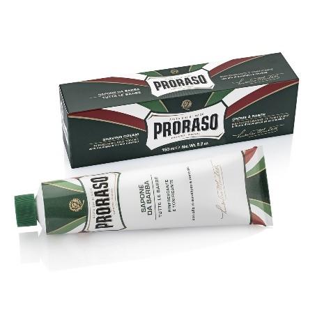 Crème de rasage toutes barbes en tube Green - 150ml
