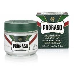 Crème avant-rasage en pot Green - 100ml