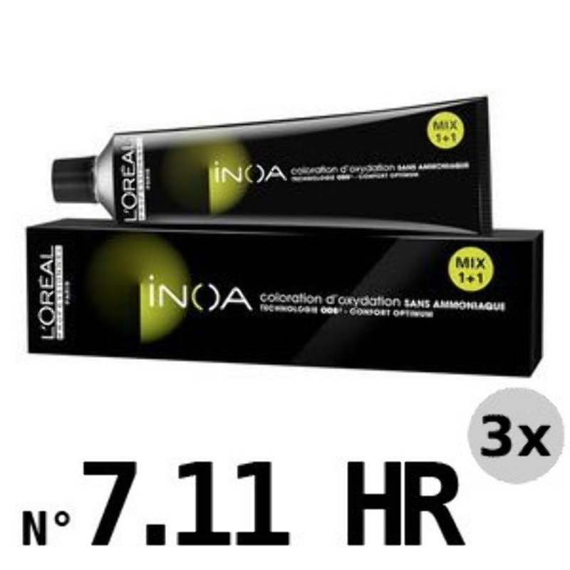 Inoa 7.11 HR - 3x60ml