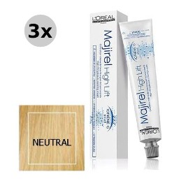 Majirel High Lift Neutral - 3x50ml