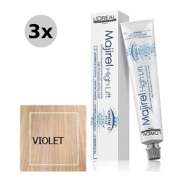 Majirel High Lift Violet - 3x50ml