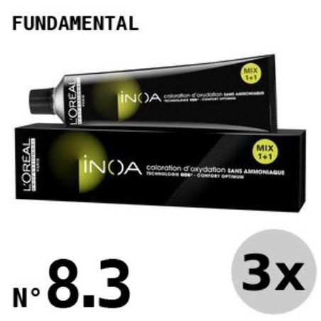 Inoa 4.65 HR - 3x60ml