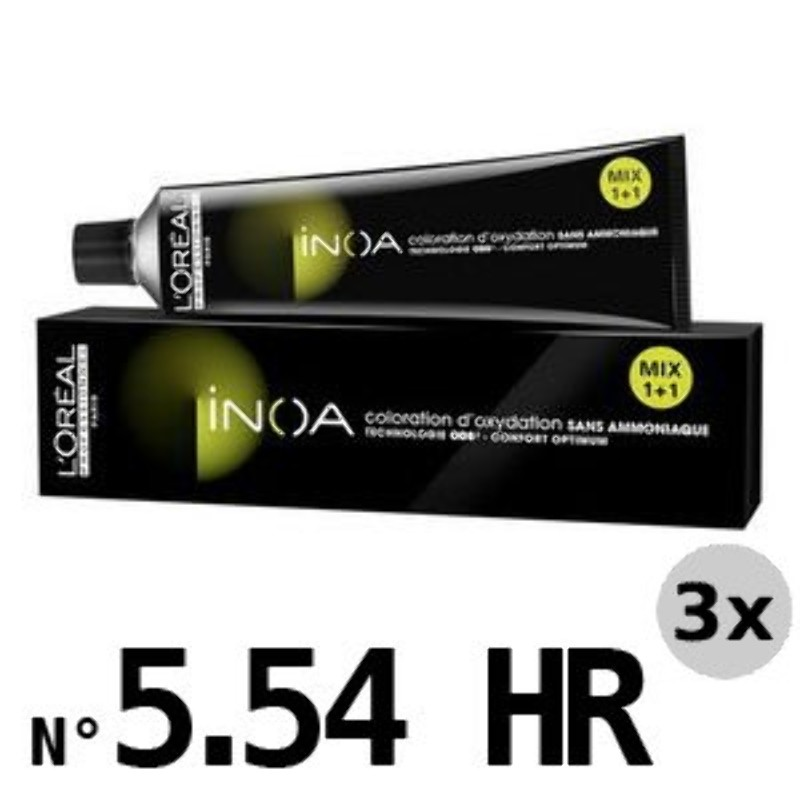 Inoa 5.54 High Resist - 3x60ml