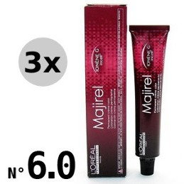 Majirel 6.0 - 3x50ml