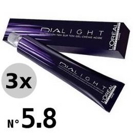Dialight 5.8 - 3x50ml