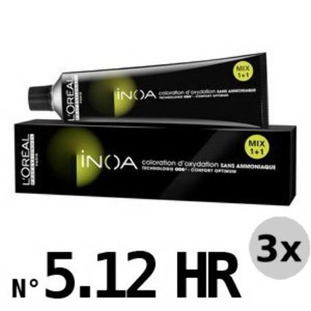 Inoa 5.12 HR - 3x60ml
