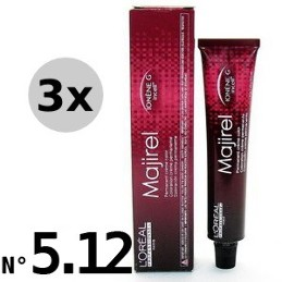Majirel 5.12 - 3x50ml