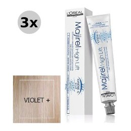 Majirel High Lift  Violet Plus - 3x50ml