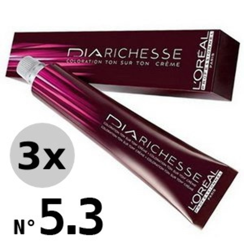 DiaRichesse 5.3 - 3x50ml