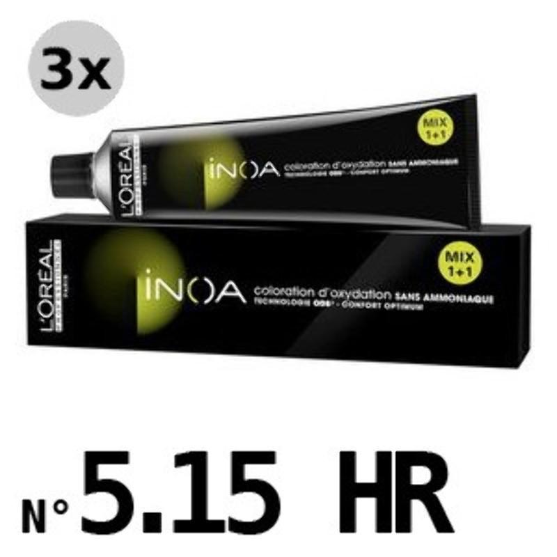 Inoa 5.15 HR - 3x60ml