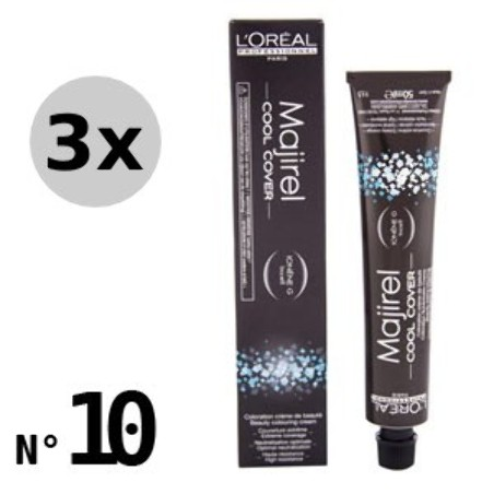 Majirel Cool Cover 10 - 3x50ml