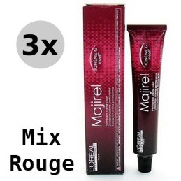 Majirel Mix Rouge - 3x50ml