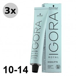 Igora Royal 4-63 Châtain moyen marron mat - 3x60ml